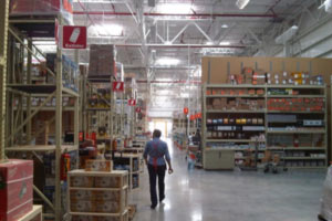 Good lighting causes more satisfied customers and increased sales.